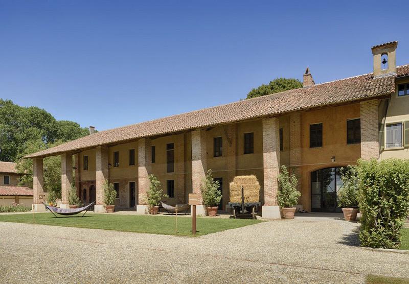 Cascina Erbatici, Italie