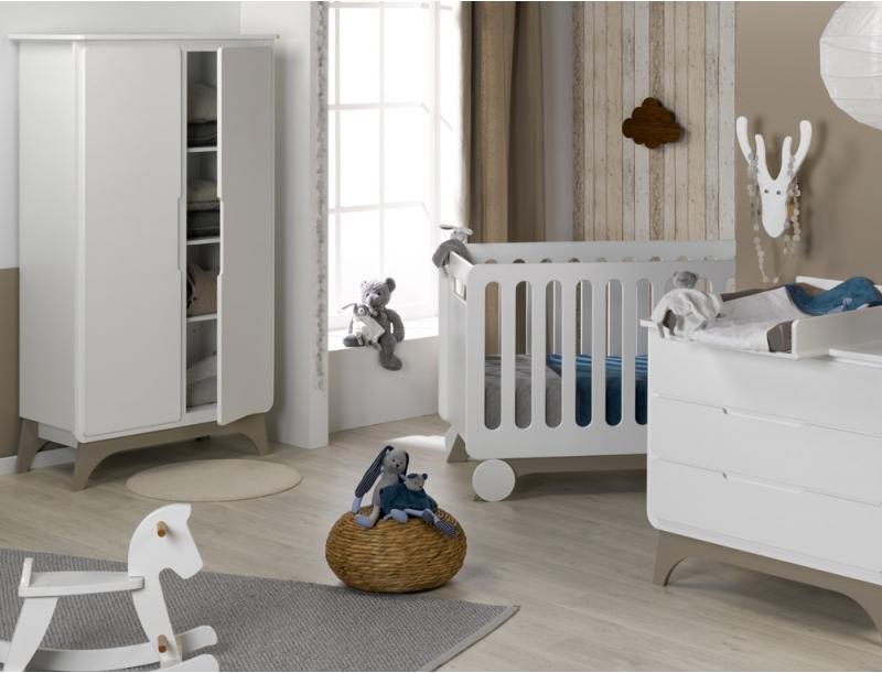 5 choses savoir avant d am nager la chambre du b b les louvesles louves. Black Bedroom Furniture Sets. Home Design Ideas