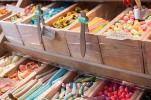 Nos boutiques de bonbons préférées à Paris