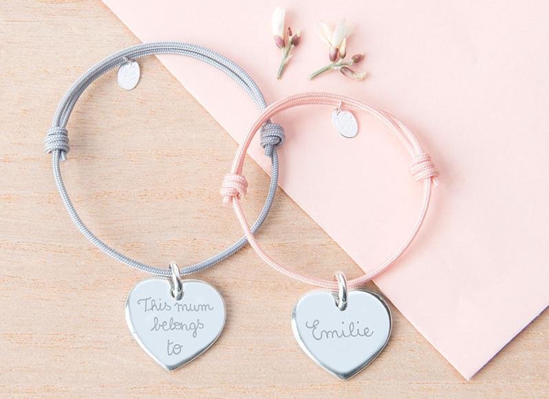 Top Cadeau de fête des mères : offrez un bijou personnalisé WQ16