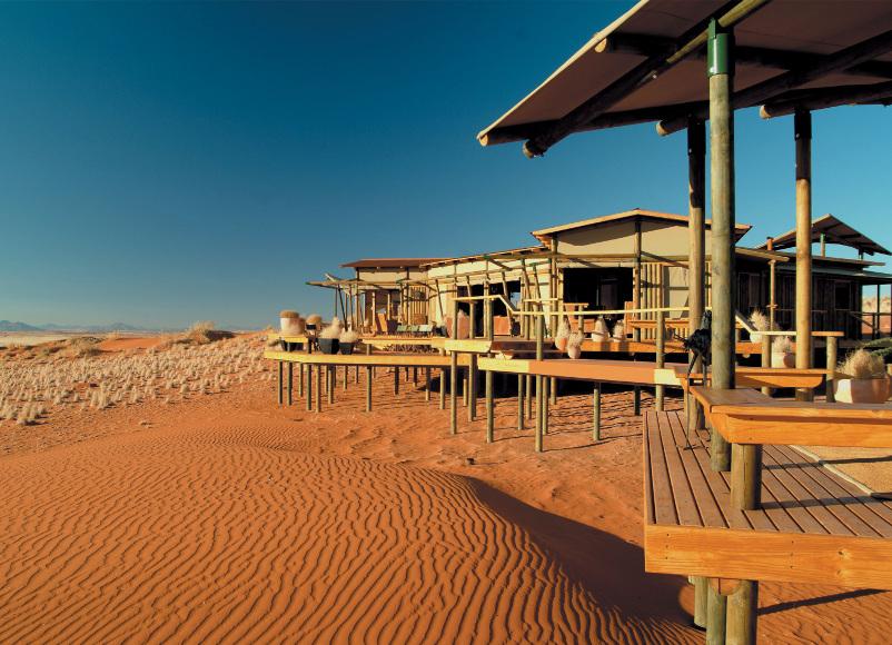 Namibie, Wolwedans