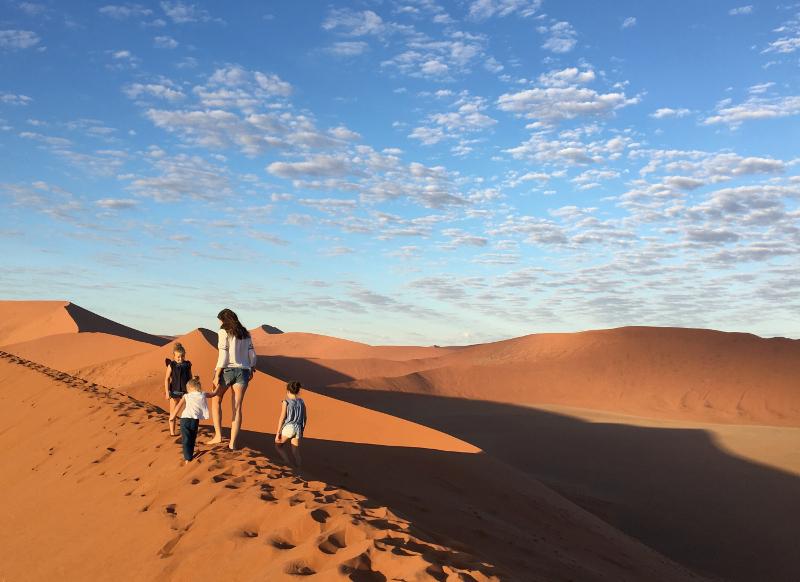 Namibie, Sossusvlei
