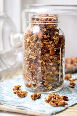 Recette de granula sans sucre