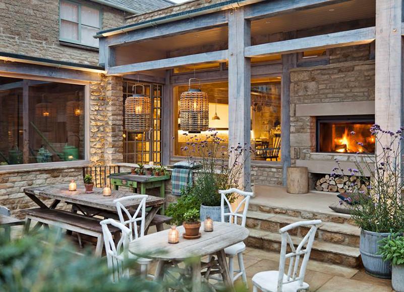 Wild Rabbit : un hôtel de charme au cœur de la campagne anglaise ...