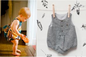 Jolis patrons de couture pour enfants: nos modèles en ligne favoris