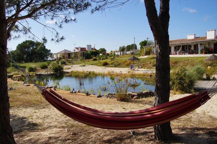 Nômade Auberge : la doce vida en famille au Portugal