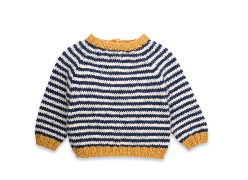 Modèles de tricot modernes pour les enfants