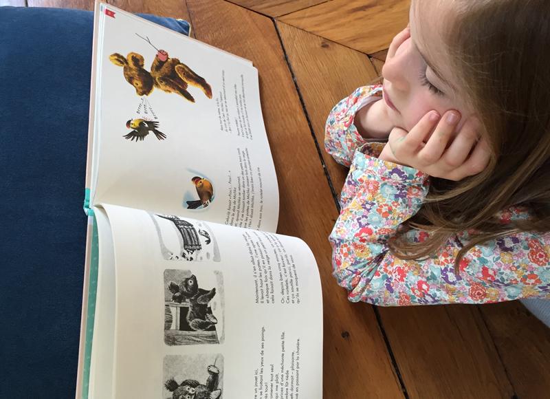 Comment donner le goût de la lecture à nos enfants ?