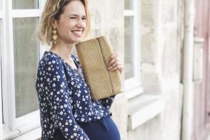 Neuvième Ciel: vêtements de grossesse élégants et made in France