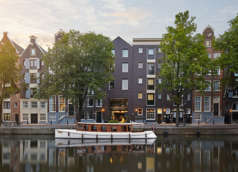 Hôtel Pulitzer, Amsterdam