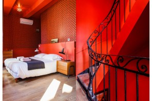 Casa Ortega, intimist hotel rooms in the city, Marseille