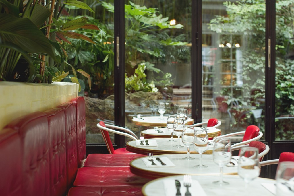 A Garden In The City And Family Brunch At Hotel Amour