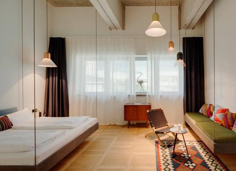 The go to spots for niels j ger cool dad entrepreneur for Design hotel schwabing
