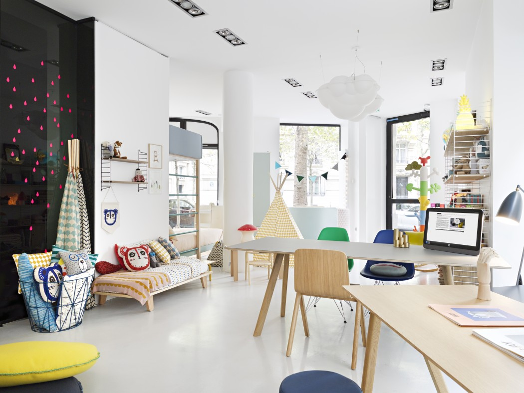 Silvera kids paris le meilleur du design pour les for Enfant design