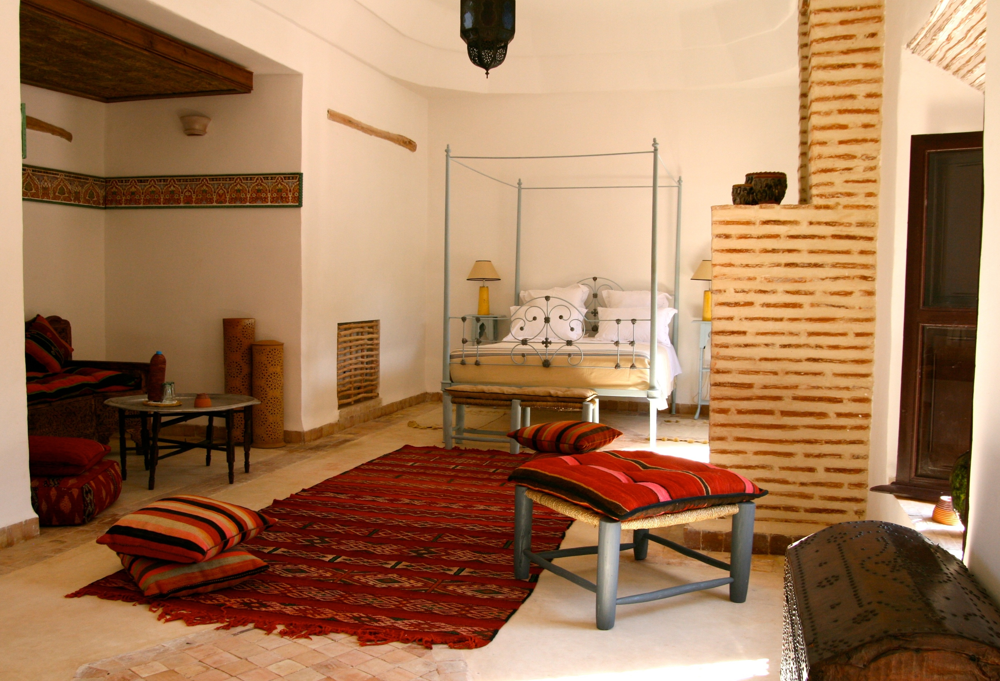 Escale authentique en famille au beldi country club for Chambre d artisanat marrakech