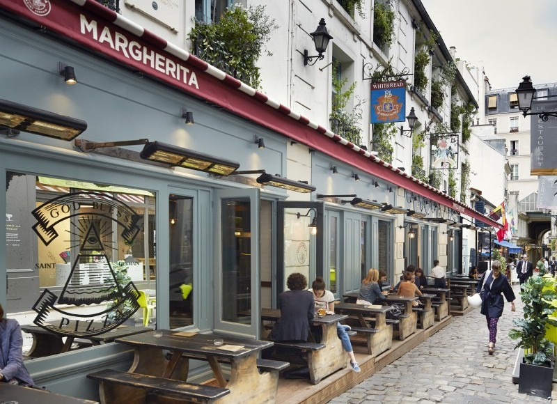 Margherita, Paris VIeme. ©FrancisAmiand