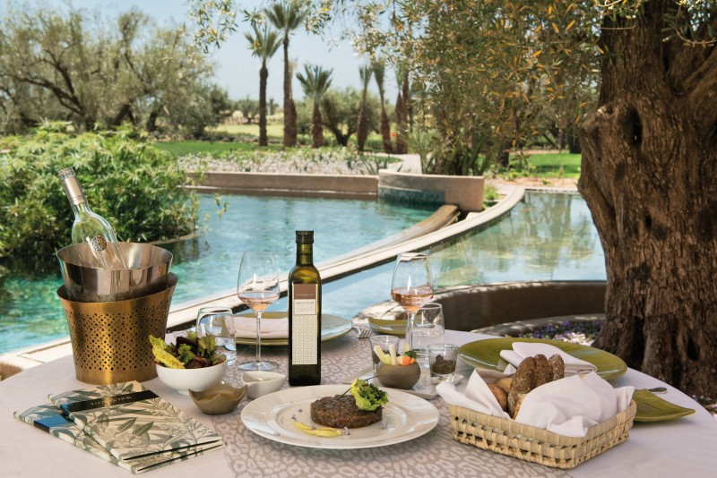 Royal Palm Hotel, Beachcomber Hotels, Marrakech.  Photo by Alan Keohane www.still-images.net