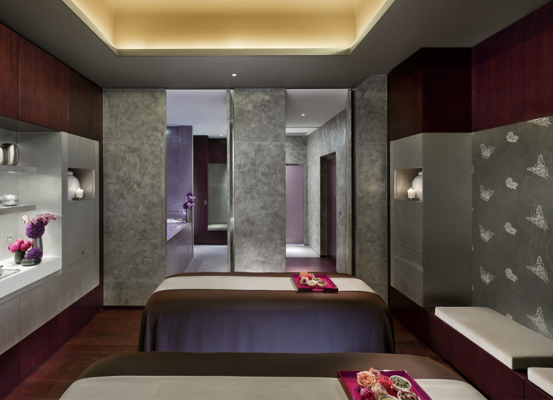 massage grossesse Mandarin Oriental Paris Spa