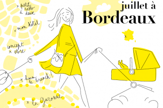 Les bonnes adresses kids friendly de Bordeaux by Bugaboo