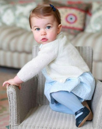 Princesse Charlotte de Cambridge