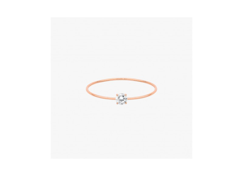 Bague King One, en or et diamant, Vanrycke