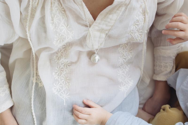 Les bolas de grossesse signés Ilado ©LoisMoreno