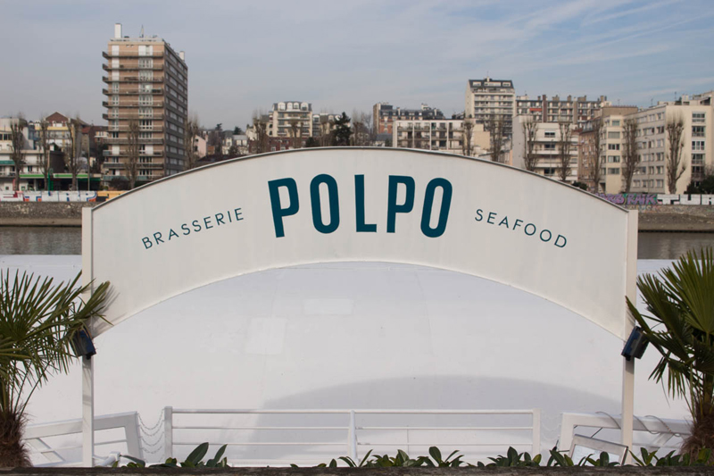 Brunch au Polpo