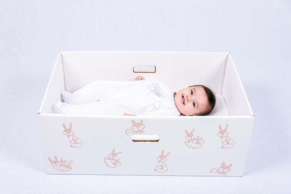 La Baby box de French Poupon