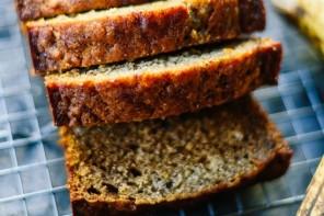 Dessert léger: notre recette de cake à la banane sans beurre ni sucre