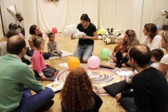 Ateliers de connexion parent-enfant