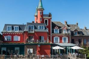 Hôtel Les Tourelles : jolie pension de famille en baie de Somme