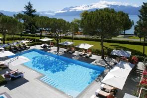 Hôtel Beau-Rivage, Lausanne: 3 façons de découvrir la vie de palace en famille
