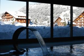 Chalet RoyAlp en Suisse : pour le ski et l'après ski… (Villars-sur-Ollon)