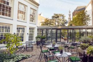 Hôtel Pulitzer Amsterdam: une pépite avec jardin sur les canaux